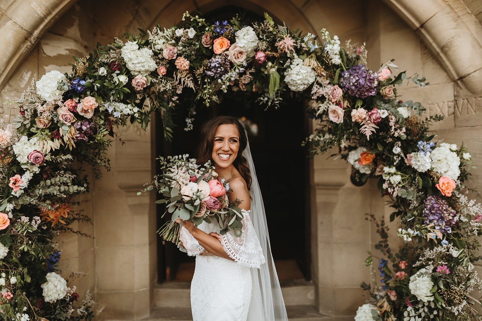 photo booth backdrop wedding flowers
