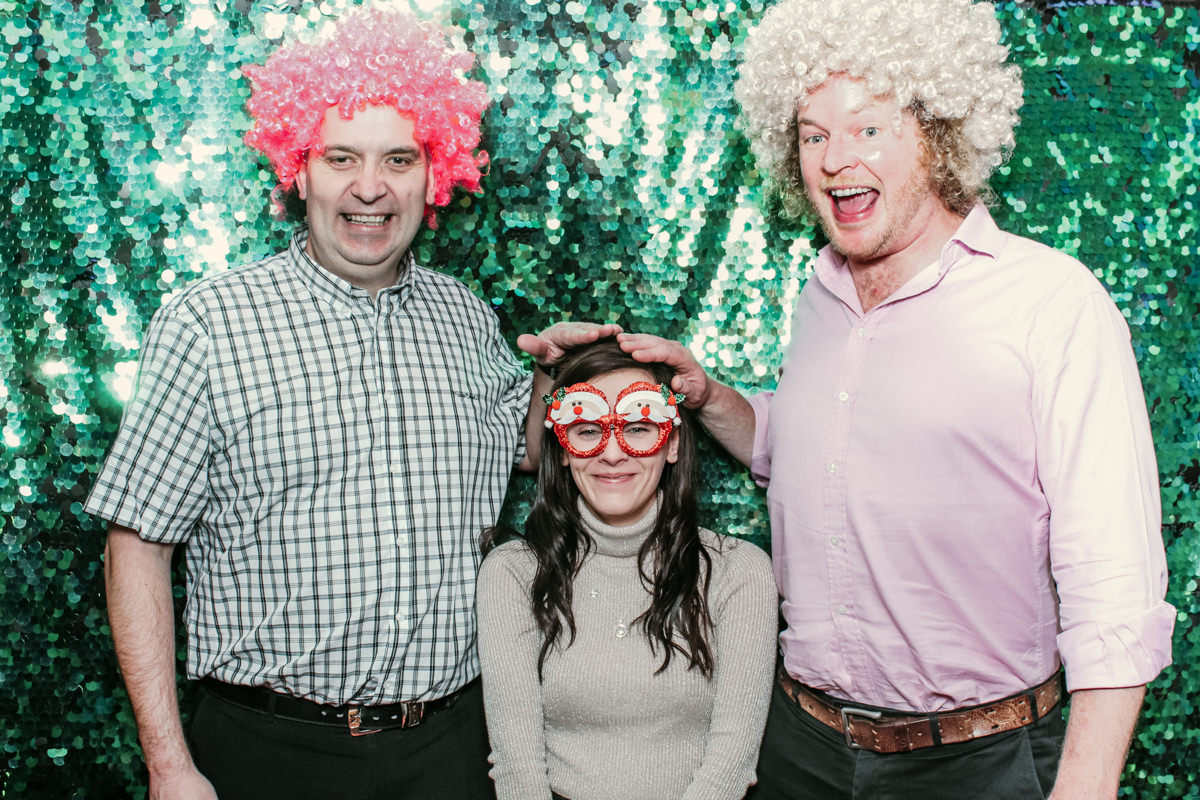 penyard house party photo booth corporate event