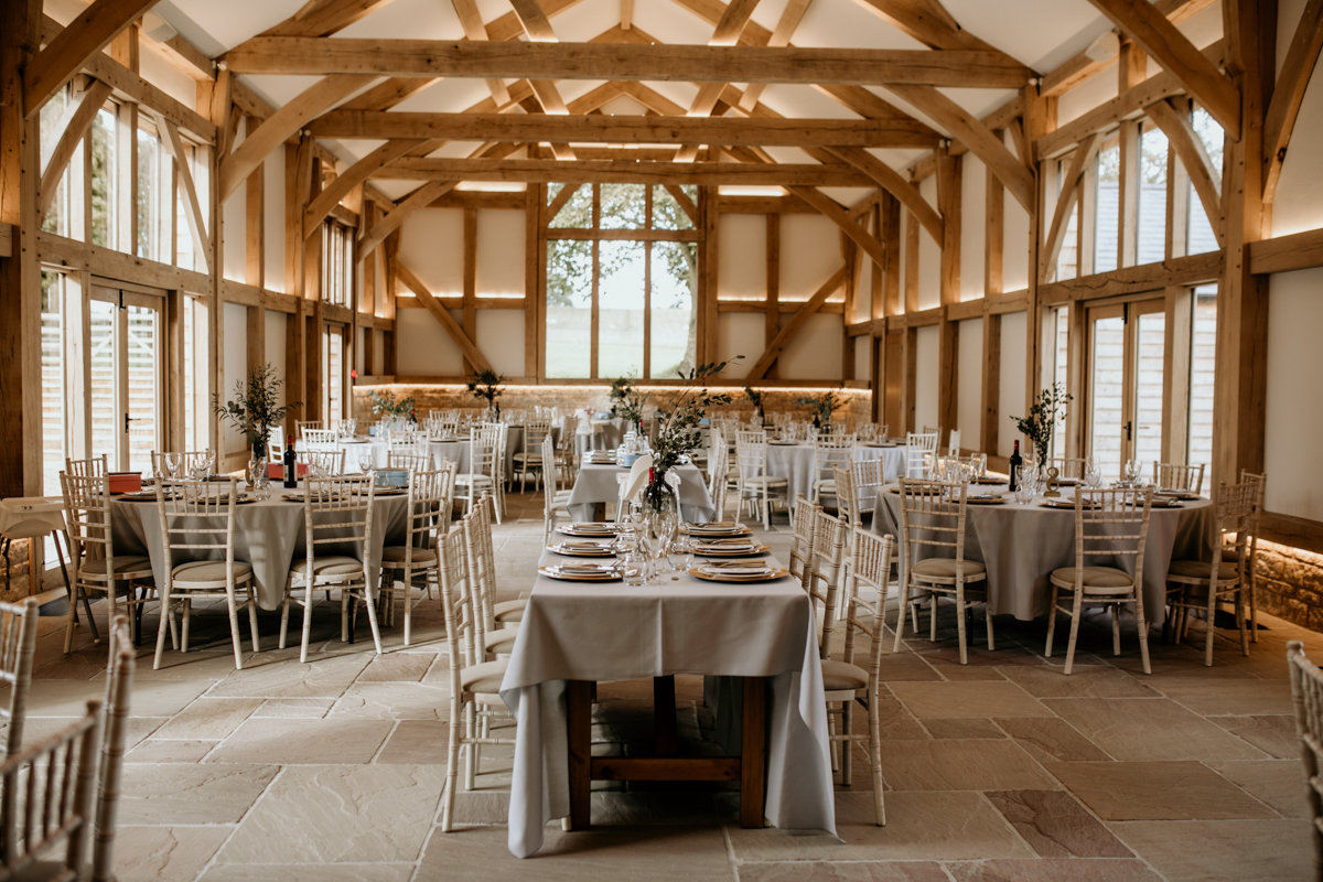 cotswolds wedding barns