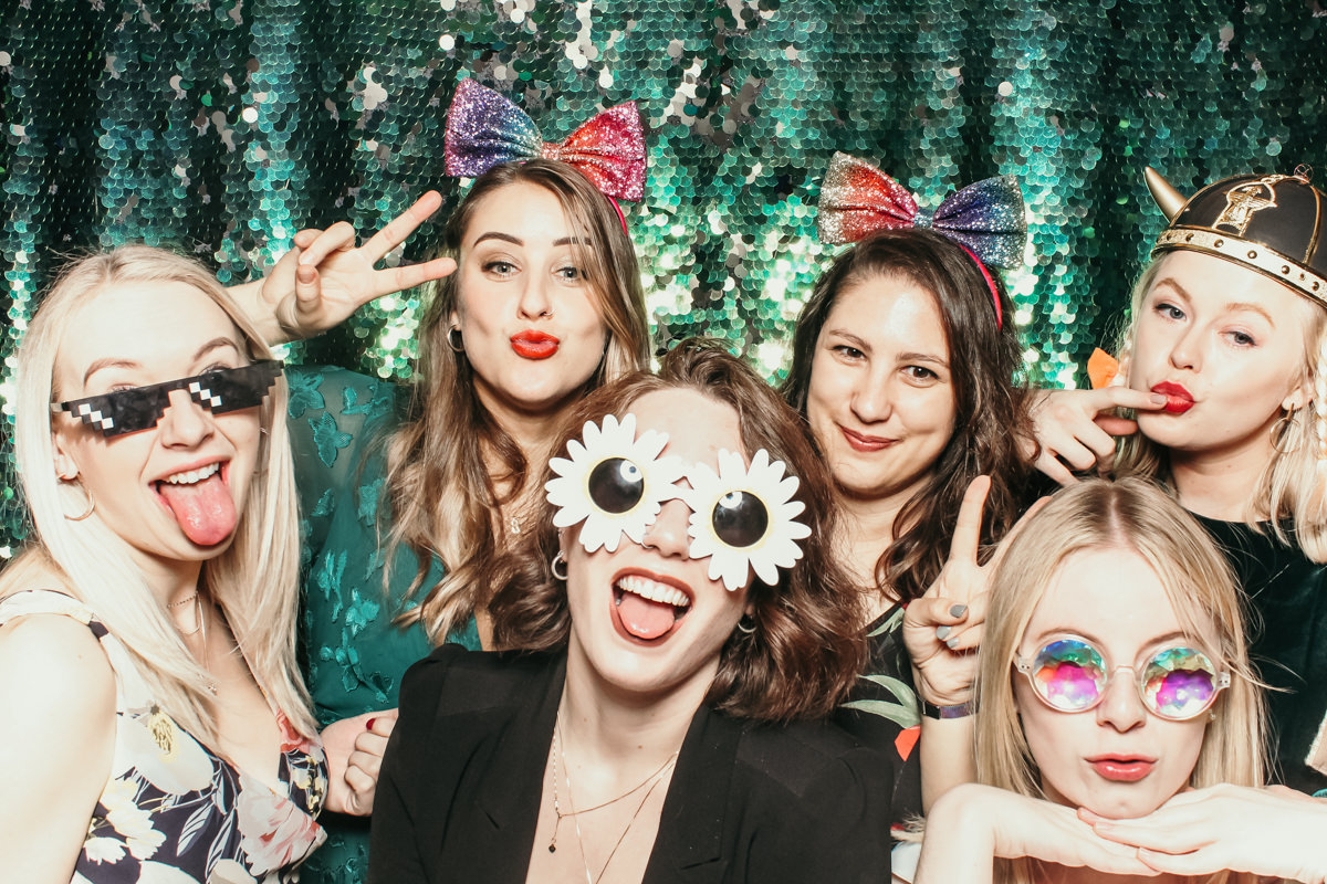 cotswolds photo booth rental for weddings and events