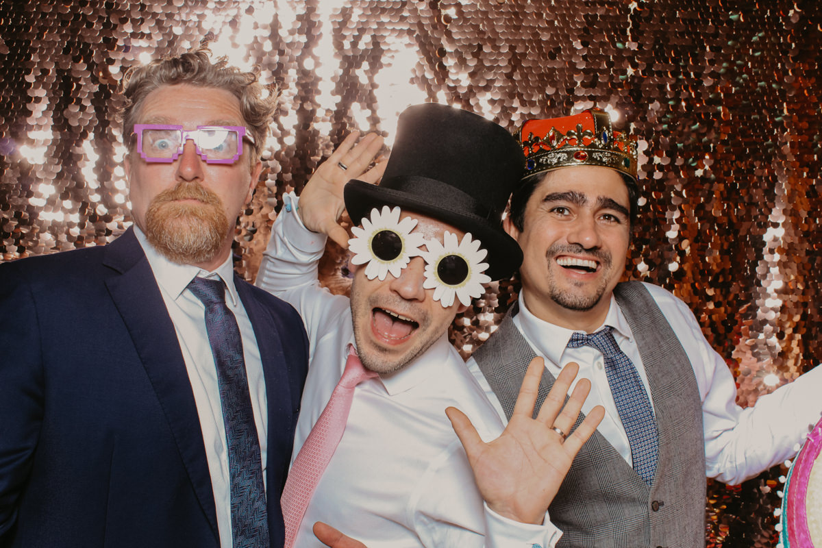 elmore court wedding photo booth hire