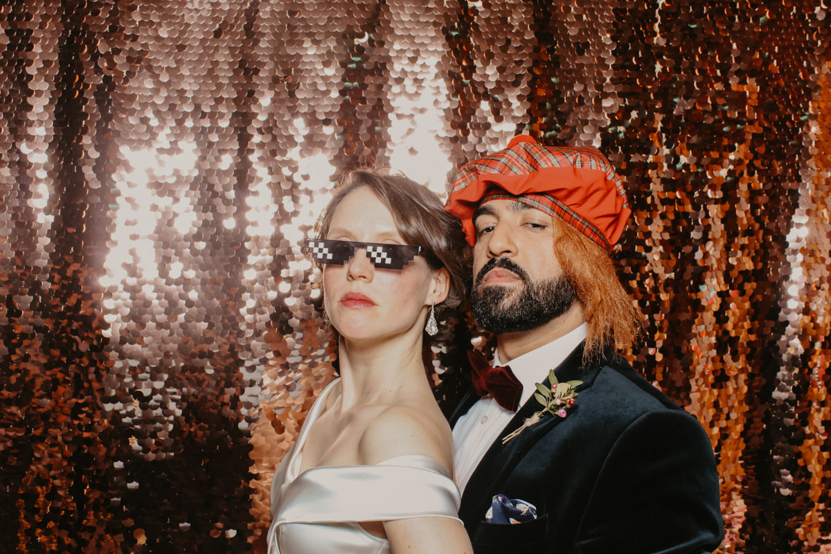 gloucestershire photo booth hire for weddings and events