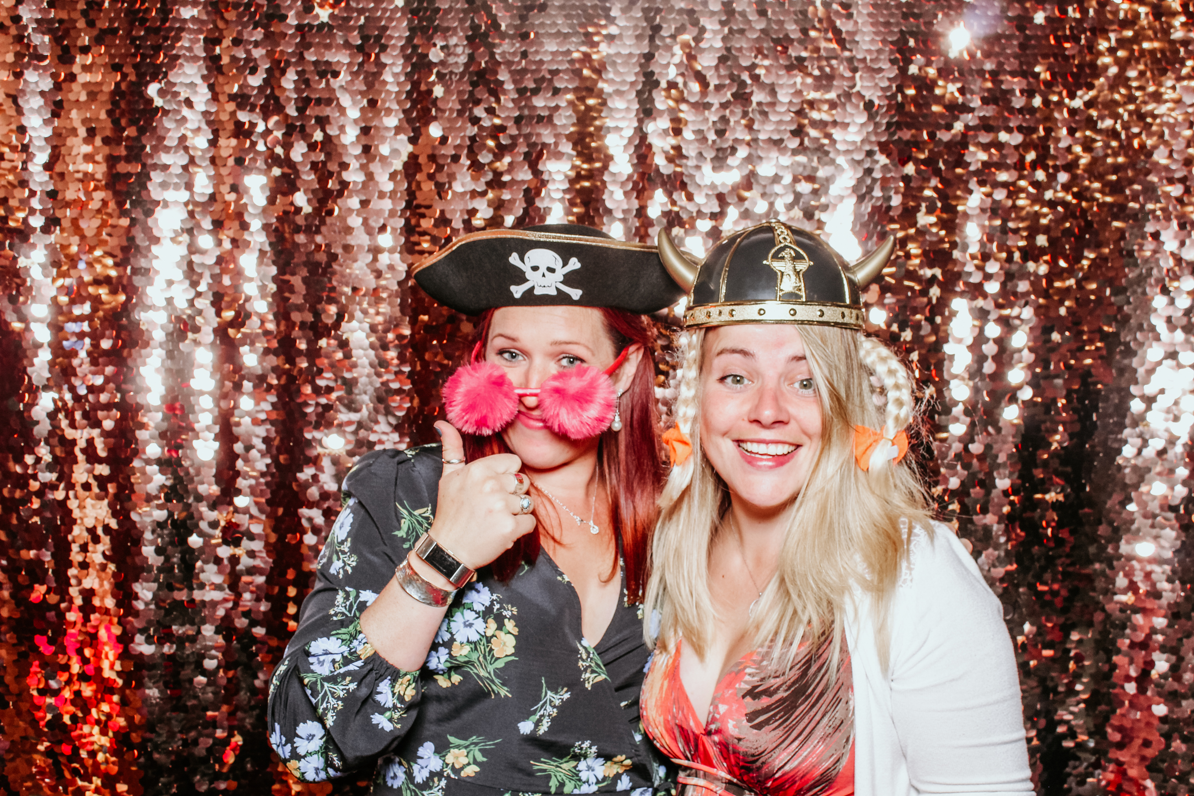 clearwell castle wedding photo booth entertainment